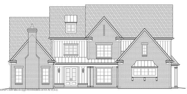 2809 Cypress Lake Drive, Olive Branch, MS 38654 (MLS #2334573) :: Burch Realty Group, LLC
