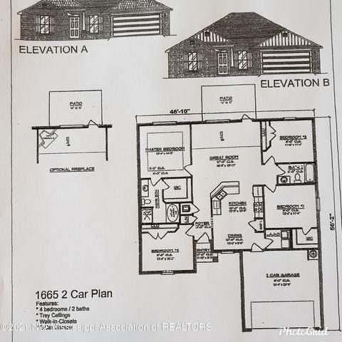 1780 Grayce Drive, Southaven, MS 38672 (MLS #2335207) :: Burch Realty Group, LLC