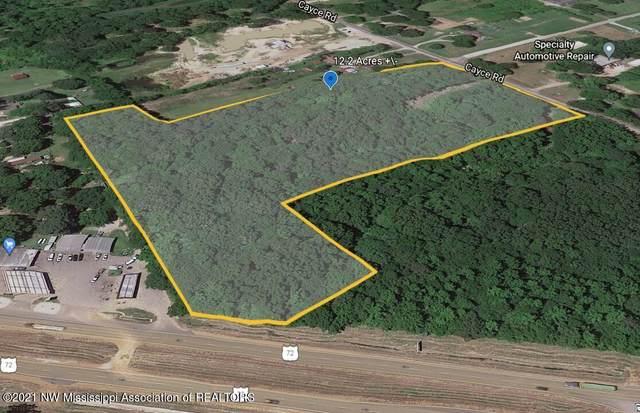 12.2 Acres +/- Cayce Road, Byhalia, MS 38611 (MLS #2335593) :: The Justin Lance Team of Keller Williams Realty