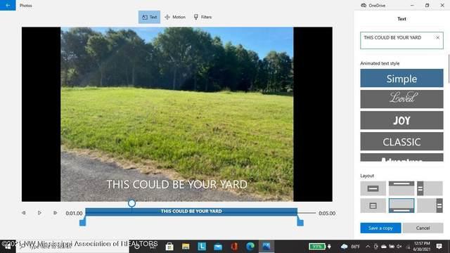 4319 N Crockett Road, Sarah, MS 38665 (MLS #2336538) :: Burch Realty Group, LLC