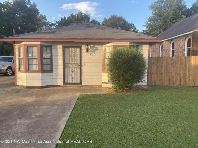 822 Percy Street, Greenville, MS 38701 (MLS #2337385) :: Signature Realty