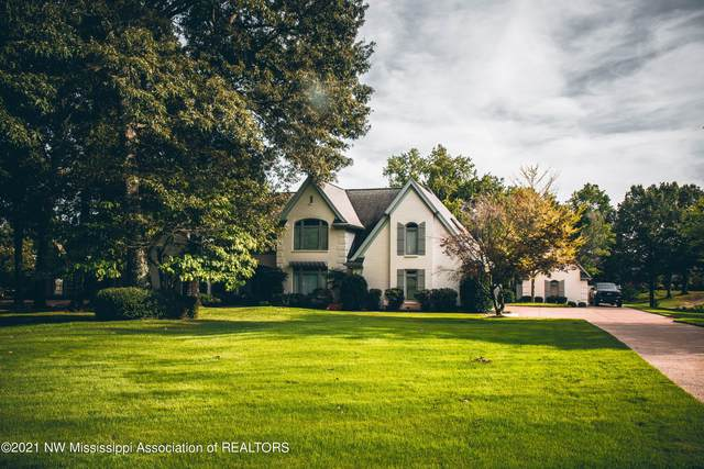 5365 Wedgewood Drive, Olive Branch, MS 38654 (MLS #2337511) :: Burch Realty Group, LLC