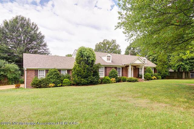 8535 Millbranch Road, Southaven, MS 38671 (MLS #2337737) :: Burch Realty Group, LLC