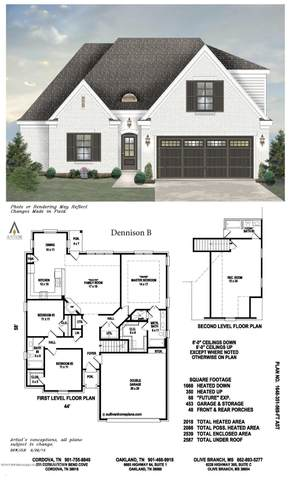 8103 Ashbourne Cove, Southaven, MS 38672 (MLS #2337795) :: Your New Home Key