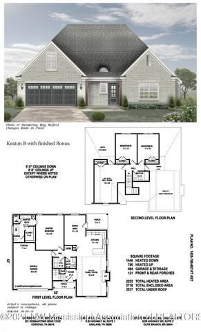 8121 Ashbourne Cove, Southaven, MS 38672 (MLS #2337798) :: Your New Home Key