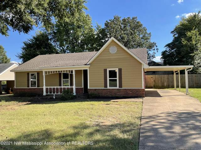 733 Greencliff Drive, Southaven, MS 38671 (MLS #2337920) :: Burch Realty Group, LLC