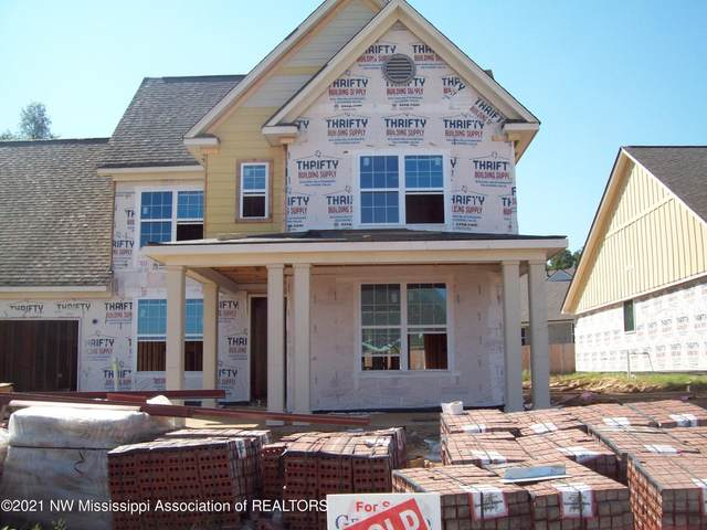 9577 Kings Landing Drive, Olive Branch, MS 38654 (MLS #2337962) :: Your New Home Key