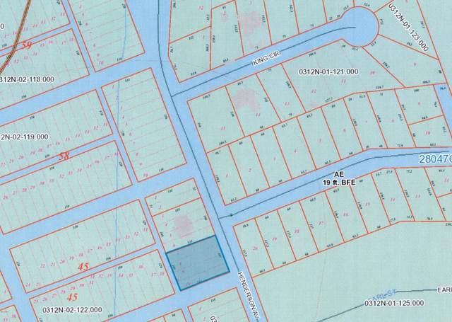 Lots 7-10 Henderson Avenue, Pass Christian, MS 39571 (MLS #3317072) :: Berkshire Hathaway HomeServices Shaw Properties