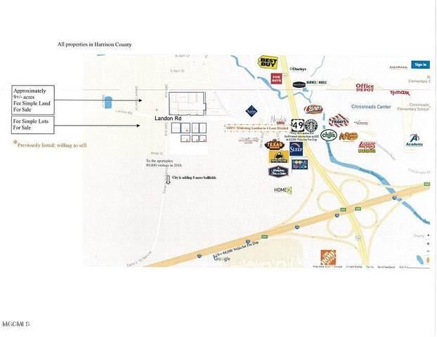 16012 Landon Road, Gulfport, MS 39503 (MLS #3319658) :: The Demoran Group at Keller Williams