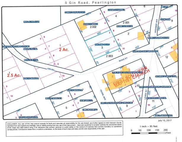 0 Gin Road, Pearlington, MS 39572 (MLS #3322864) :: The Demoran Group at Keller Williams
