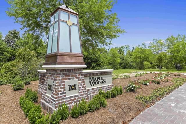 Lot 2 Maple Woods Lane, Ocean Springs, MS 39564 (MLS #3351254) :: Berkshire Hathaway HomeServices Shaw Properties