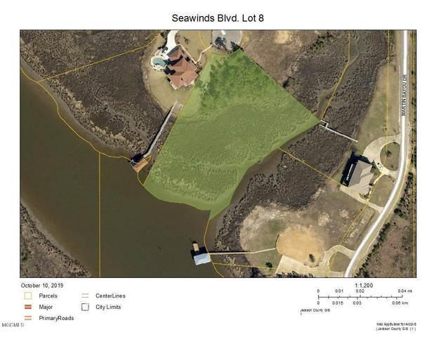 0 Seawinds Boulevard Lot 8, Biloxi, MS 39532 (MLS #3354351) :: Berkshire Hathaway HomeServices Shaw Properties