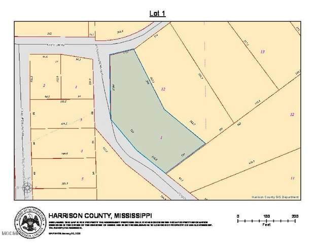 Lot 1 Johnson Road, Long Beach, MS 39560 (MLS #3358119) :: Berkshire Hathaway HomeServices Shaw Properties