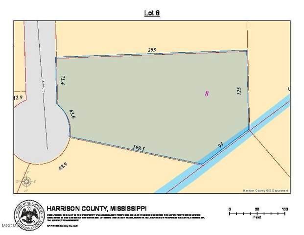 Lot 8 Penny Lane, Long Beach, MS 39560 (MLS #3358124) :: Berkshire Hathaway HomeServices Shaw Properties
