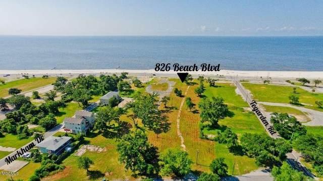 826 Beach Drive, Gulfport, MS 39507 (MLS #3364384) :: The Demoran Group at Keller Williams