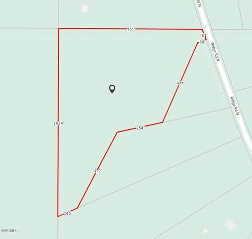 #6 N Ridge Road Lot 6, Perkinston, MS 39573 (MLS #3364781) :: Berkshire Hathaway HomeServices Shaw Properties