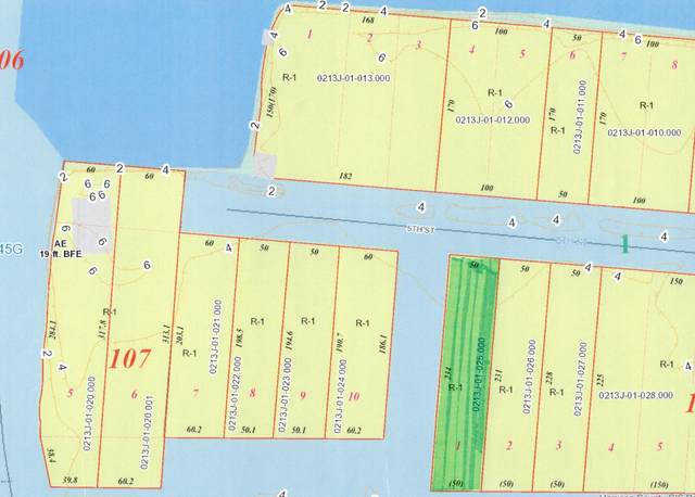 Lot 1 5th Street, Pass Christian, MS 39571 (MLS #3365216) :: The Sherman Group