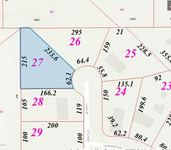 Lot 27 Lesli's Lane, Saucier, MS 39574 (MLS #3367403) :: The Demoran Group at Keller Williams