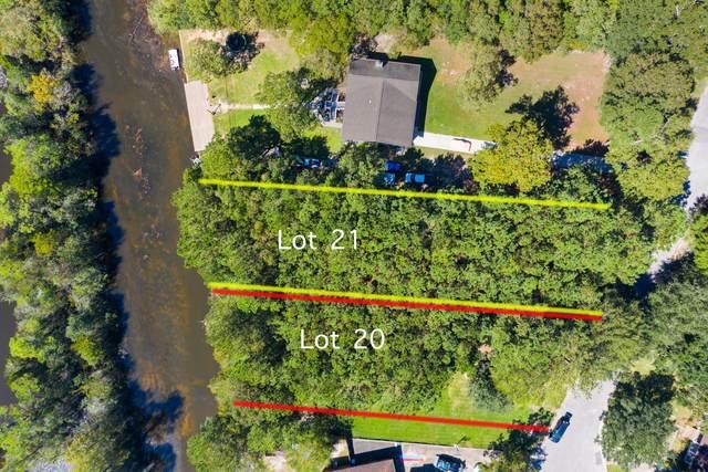 Lot 20 Creek Drive, Gulfport, MS 39503 (MLS #3367577) :: Berkshire Hathaway HomeServices Shaw Properties
