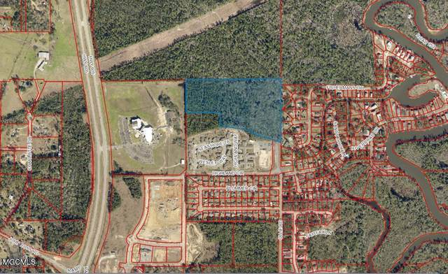 Lot 4 Gulfport Highlands Road, Gulfport, MS 39503 (MLS #3369233) :: Berkshire Hathaway HomeServices Shaw Properties