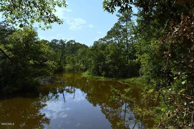 0 Creek Drive, Gulfport, MS 39503 (MLS #3369997) :: Berkshire Hathaway HomeServices Shaw Properties