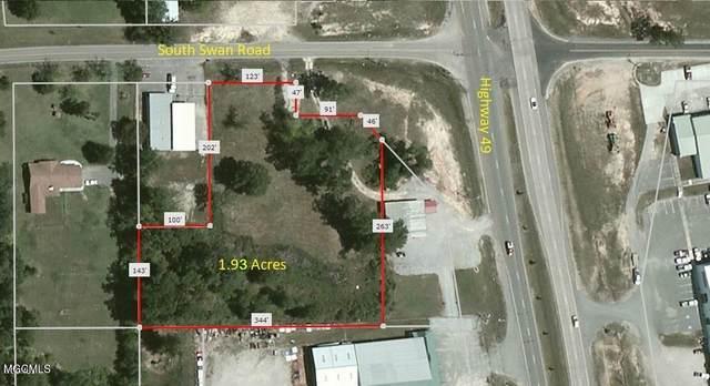 16089 S Swan Road, Gulfport, MS 39503 (MLS #3370666) :: Berkshire Hathaway HomeServices Shaw Properties