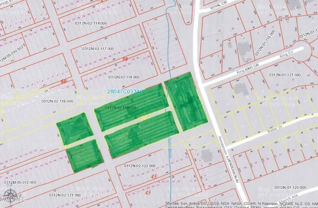 Nhn Henderson Avenue, Pass Christian, MS 39571 (MLS #3370747) :: Berkshire Hathaway HomeServices Shaw Properties