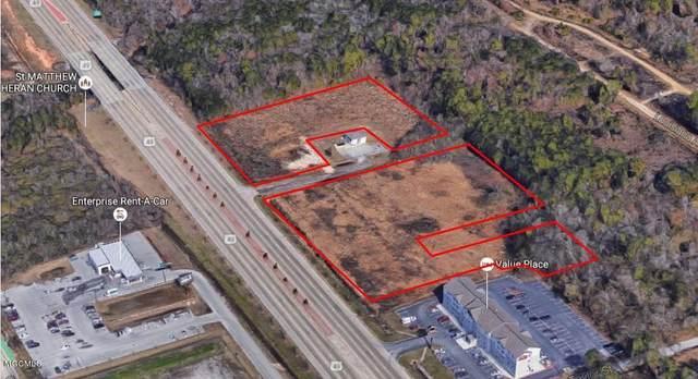 0 Hwy 49, Gulfport, MS 39501 (MLS #3371500) :: Berkshire Hathaway HomeServices Shaw Properties