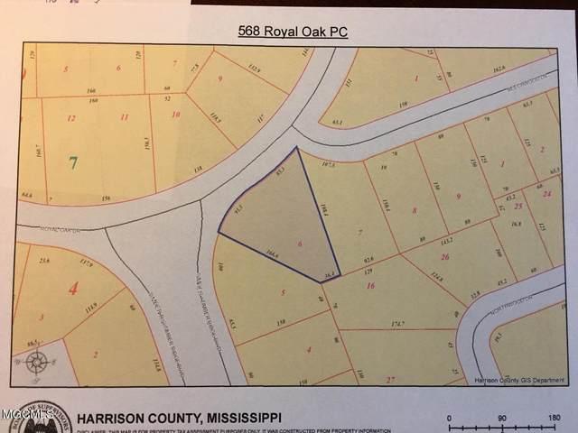 568 Royal Oak Drive, Pass Christian, MS 39571 (MLS #3372283) :: The Demoran Group at Keller Williams