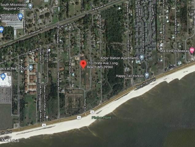 110 Pirate Avenue, Long Beach, MS 39560 (MLS #3372296) :: The Demoran Group at Keller Williams