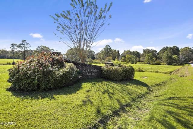 Lot 10 Oak Drive, Perkinston, MS 39573 (MLS #3372331) :: Berkshire Hathaway HomeServices Shaw Properties