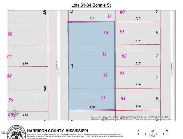 0 Bonnie Street, Gulfport, MS 39503 (MLS #3372681) :: Berkshire Hathaway HomeServices Shaw Properties