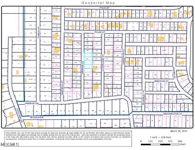 Lot 6-9 Arthur Street, Bay Saint Louis, MS 39520 (MLS #3373093) :: The Demoran Group at Keller Williams