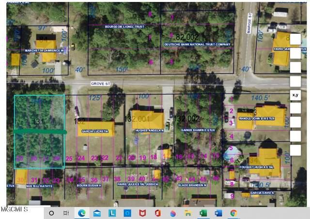 00 Grove Street, Waveland, MS 39576 (MLS #3373205) :: The Demoran Group at Keller Williams