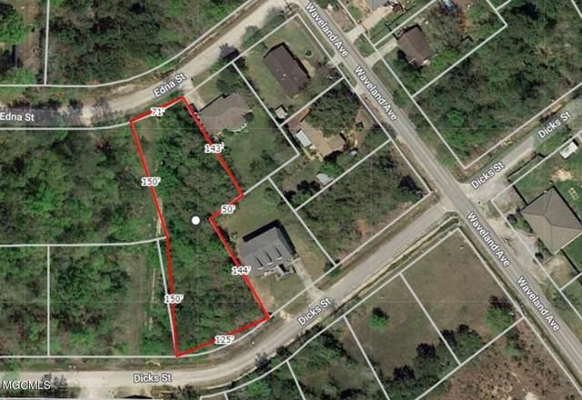 00 Dicks Street, Waveland, MS 39576 (MLS #3373745) :: The Demoran Group at Keller Williams