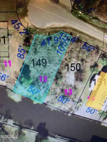 0 Pompano Circle, Bay Saint Louis, MS 39520 (MLS #3373765) :: Berkshire Hathaway HomeServices Shaw Properties