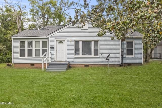 2607 Kelly Avenue, Gulfport, MS 39501 (MLS #3374576) :: Berkshire Hathaway HomeServices Shaw Properties