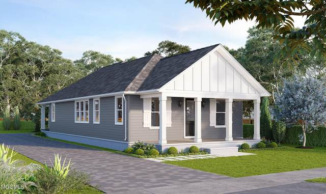 Lot 40 Parc Aux Chenes, Gulfport, MS 39503 (MLS #3375373) :: Berkshire Hathaway HomeServices Shaw Properties
