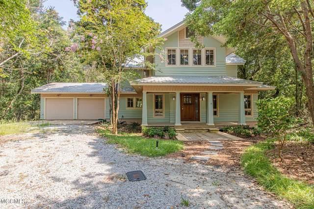 4 Mimosa Cove, Ocean Springs, MS 39564 (MLS #3375541) :: Berkshire Hathaway HomeServices Shaw Properties