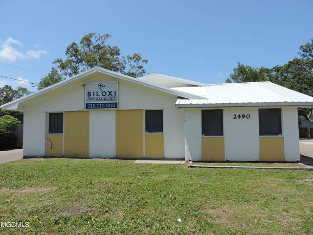2490 Pass Road, Biloxi, MS 39531 (MLS #3375668) :: The Demoran Group at Keller Williams