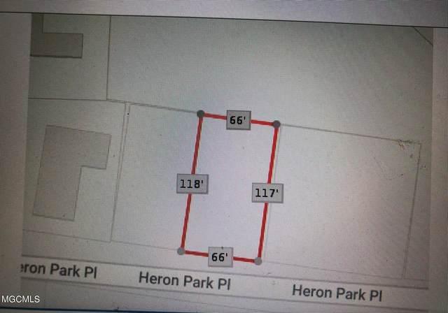 126 Heron Park, Ocean Springs, MS 39564 (MLS #3376496) :: Berkshire Hathaway HomeServices Shaw Properties