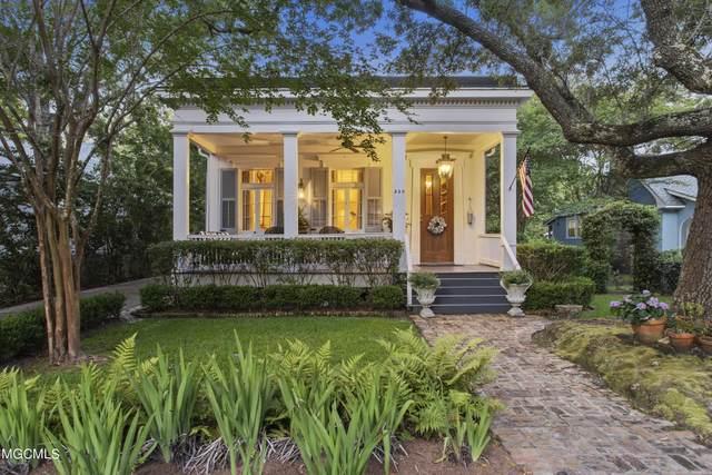 520 Jackson Avenue, Ocean Springs, MS 39564 (MLS #3376602) :: Berkshire Hathaway HomeServices Shaw Properties