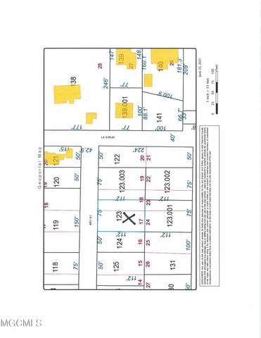 204 Art Street, Waveland, MS 39576 (MLS #3376758) :: The Demoran Group at Keller Williams