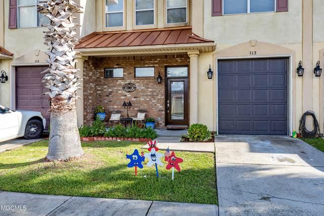 113 Capri Place, Ocean Springs, MS 39564 (MLS #3377092) :: The Sherman Group