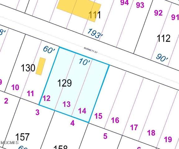 146 Burnett Street, Bay Saint Louis, MS 39520 (MLS #3377137) :: The Demoran Group at Keller Williams