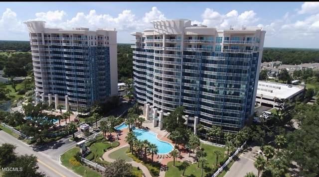 2230 Beach Drive #601, Gulfport, MS 39507 (MLS #3377409) :: Berkshire Hathaway HomeServices Shaw Properties