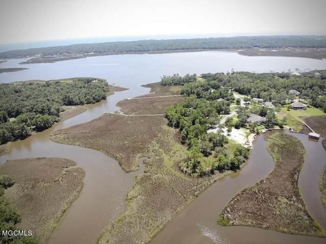 00 Pointe Of View, Ocean Springs, MS 39564 (MLS #3377495) :: Berkshire Hathaway HomeServices Shaw Properties
