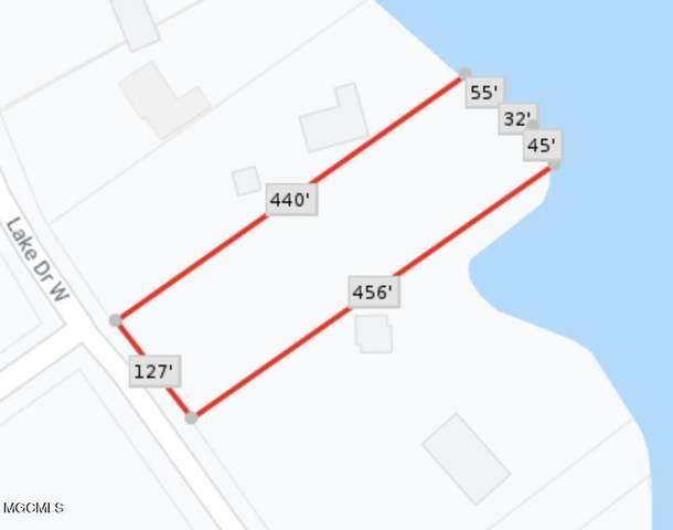0 W Lake Drive, Vancleave, MS 39565 (MLS #3377676) :: Berkshire Hathaway HomeServices Shaw Properties