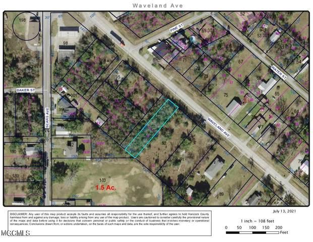 0 Waveland Avenue, Waveland, MS 39576 (MLS #3377681) :: Berkshire Hathaway HomeServices Shaw Properties