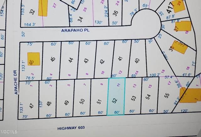 Lot 11 Ms Hwy 603, Kiln, MS 39556 (MLS #3377887) :: The Demoran Group at Keller Williams